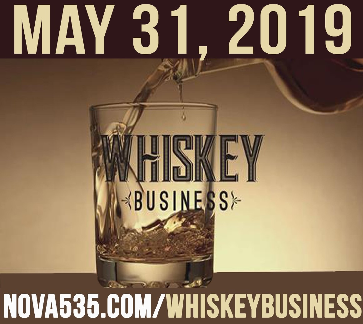 2019 05-31 Whiskey Business at Downtown St. Pete NOVA 535 - Web Flyer