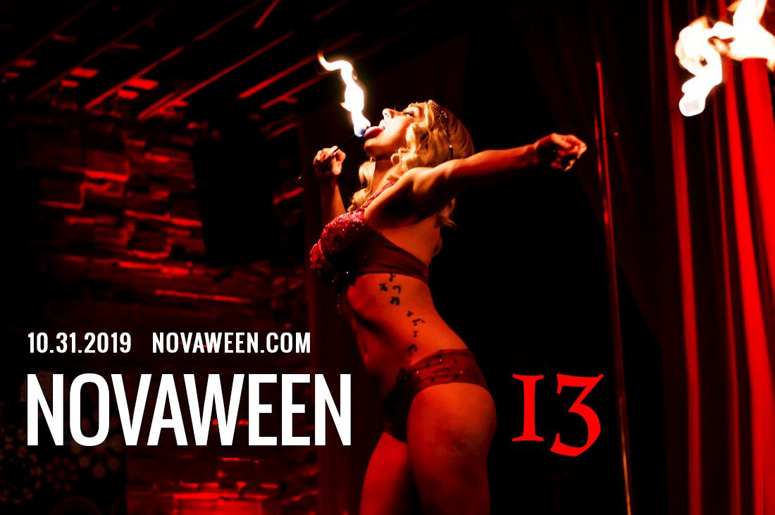 2019 10-31 Novaween 13 at downtown St. Pete historic venue NOVA 535