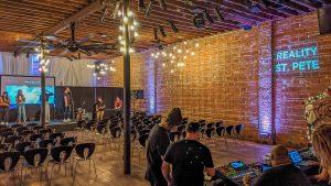 December 10, 2019 Reality St. Pete Celebrates at historic Downtown St. Pete venue NOVA 535