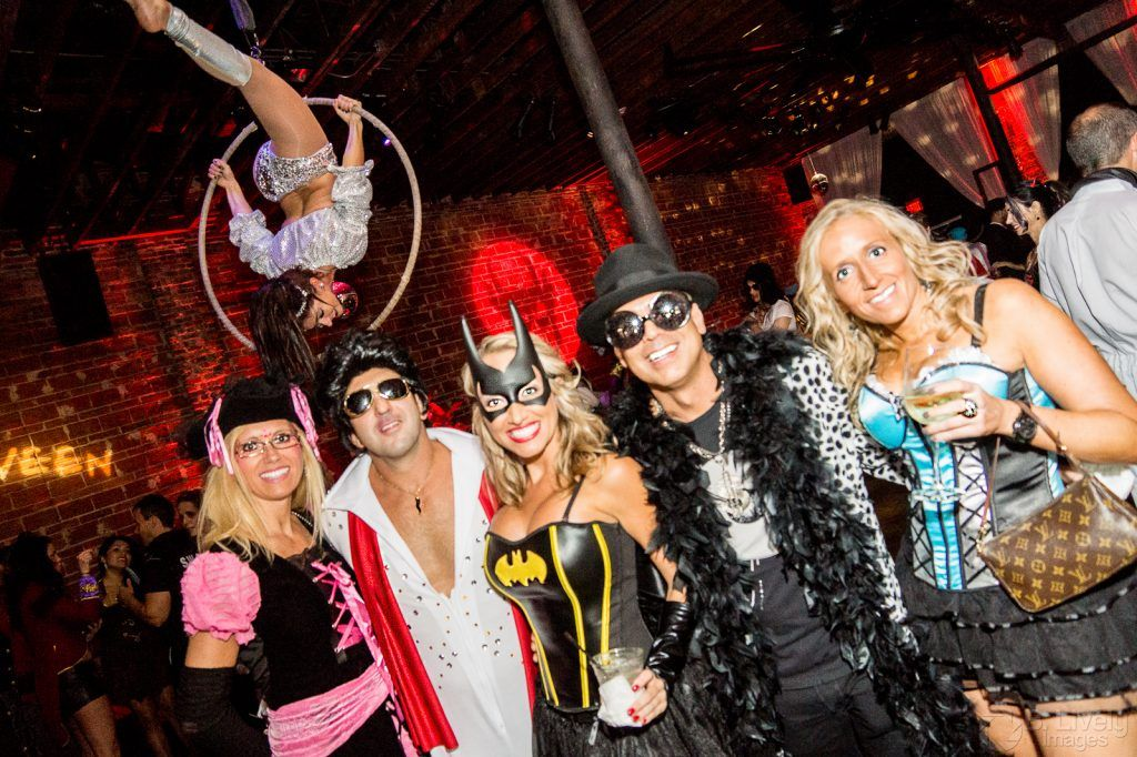 Novaween at NOVA 535 downtown St. Pete DTSP