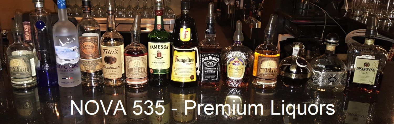NOVA 535 Premium Liquors