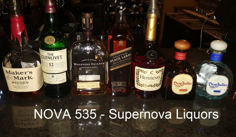 NOVA 535 Supernova Liquors