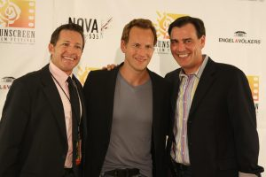 Tony Patrick and Paul Wilson Sunscreen Film Fest