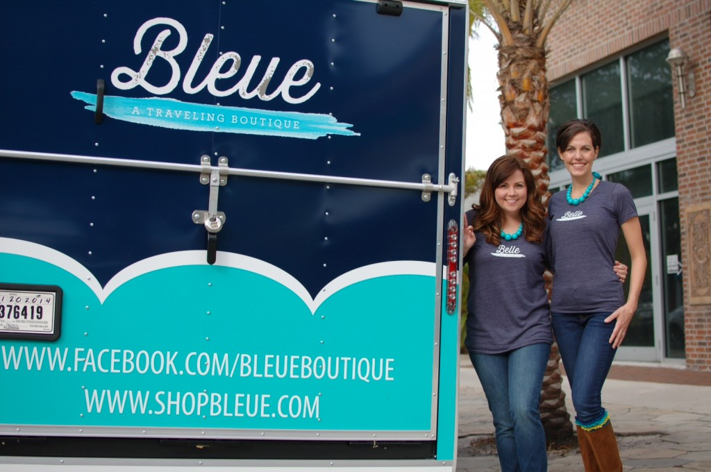 2013 Bleue at NOVA Tiffany and Jenna at Trailer image