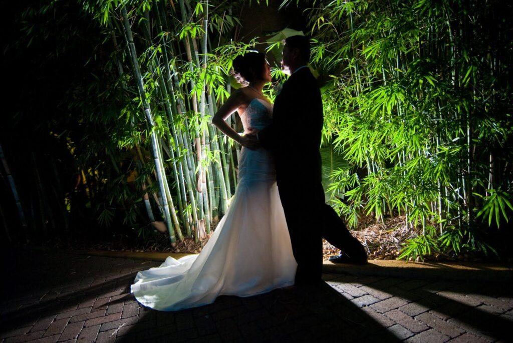 NOVA 535 offers gorgeous Florida outdoor courtyard ceremonies