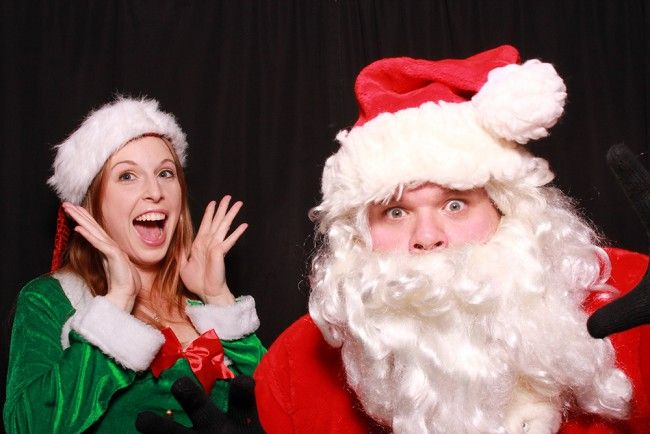 NOVA NOEL elf and santa