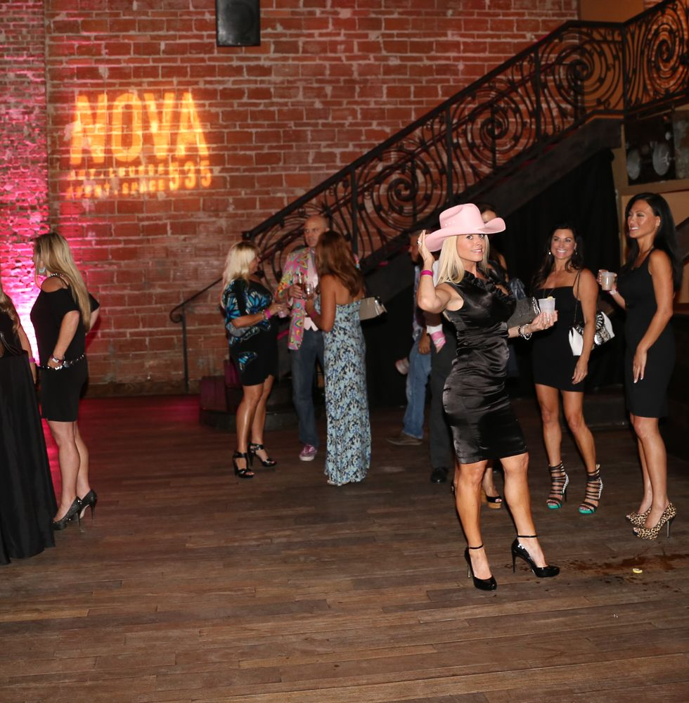 2014 08-07 Entrepreneurs for a Cause at NOVA 535 with BABC-105