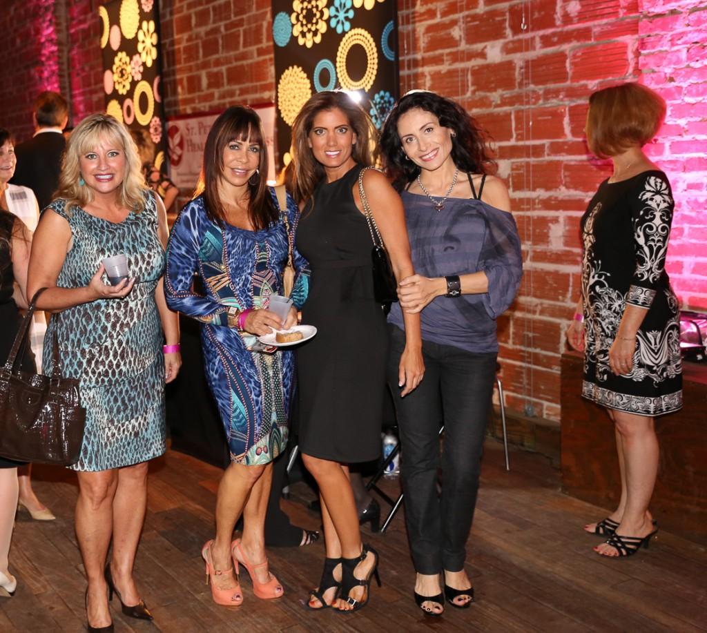 2014 08-07 Entrepreneurs for a Cause at NOVA 535 with BABC