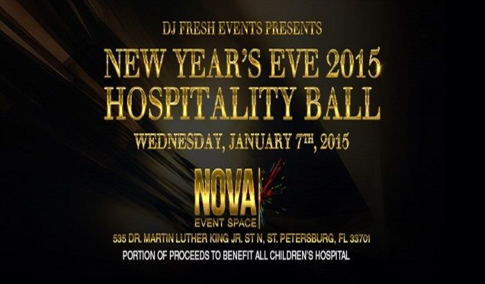 2015 01-07 DJ Fresh Hospitality NYE party at NOVA 535 downtown St. Pete