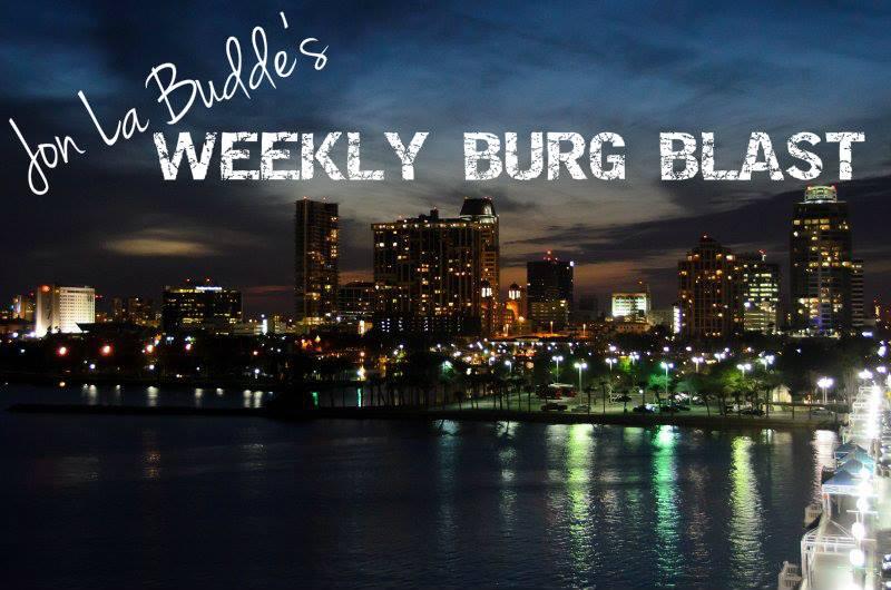 Weekly Burg Blast