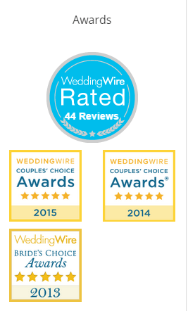 2015 2014 2013 Wedding-Wire-Couples-Choice-Awards-for-NOVA535-stpete