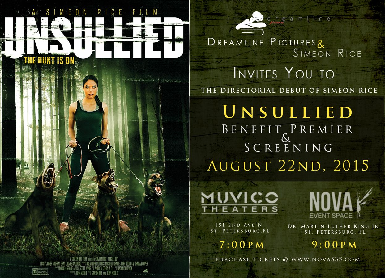 Unsullied Film party at NOVA 535
