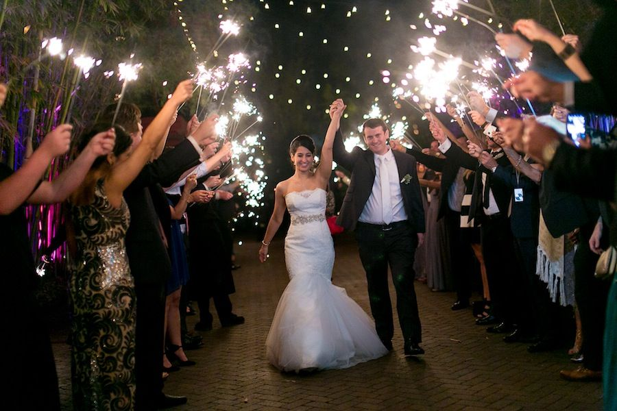 32-Wedding-Sparkler-Exit-at-NOVA-535-Roohi-Photography