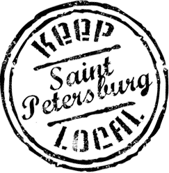 Keep St. Pete Local logo