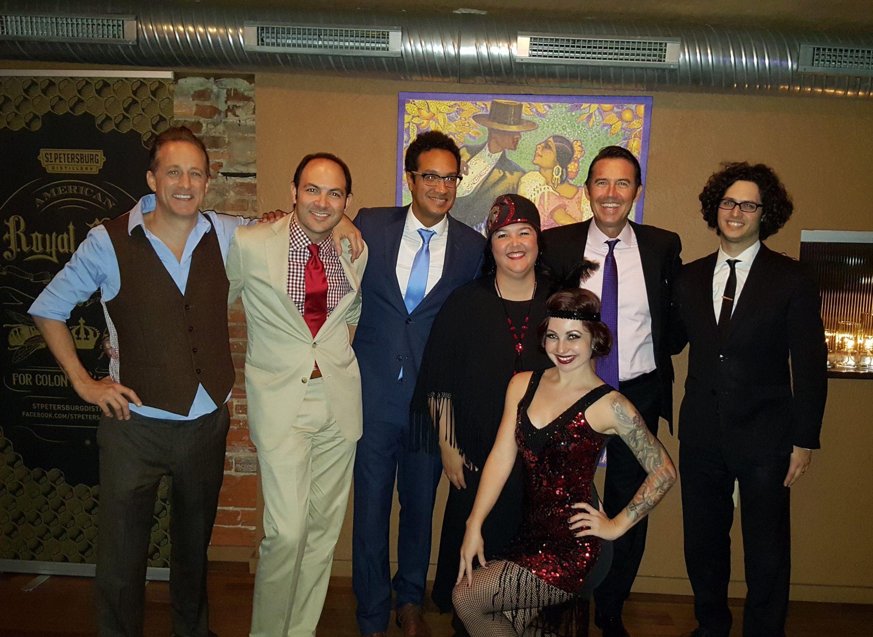 KSPL speakeasy at NOVA 535 Nate Najar quartet