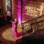 fashion show at historic downtown St. Petersburg venue NOVA 535