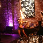 A Moulin Rouge inspired 50th Birthday at historic downtown St. Pete venue NOVA 535