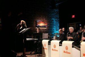 Helios Jazz Band at NOVA 535 dtsp