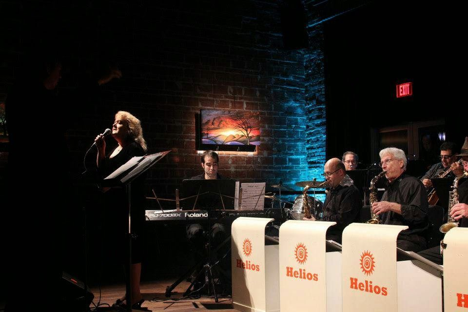 Helios Jazz Band at NOVA 535 dtsp