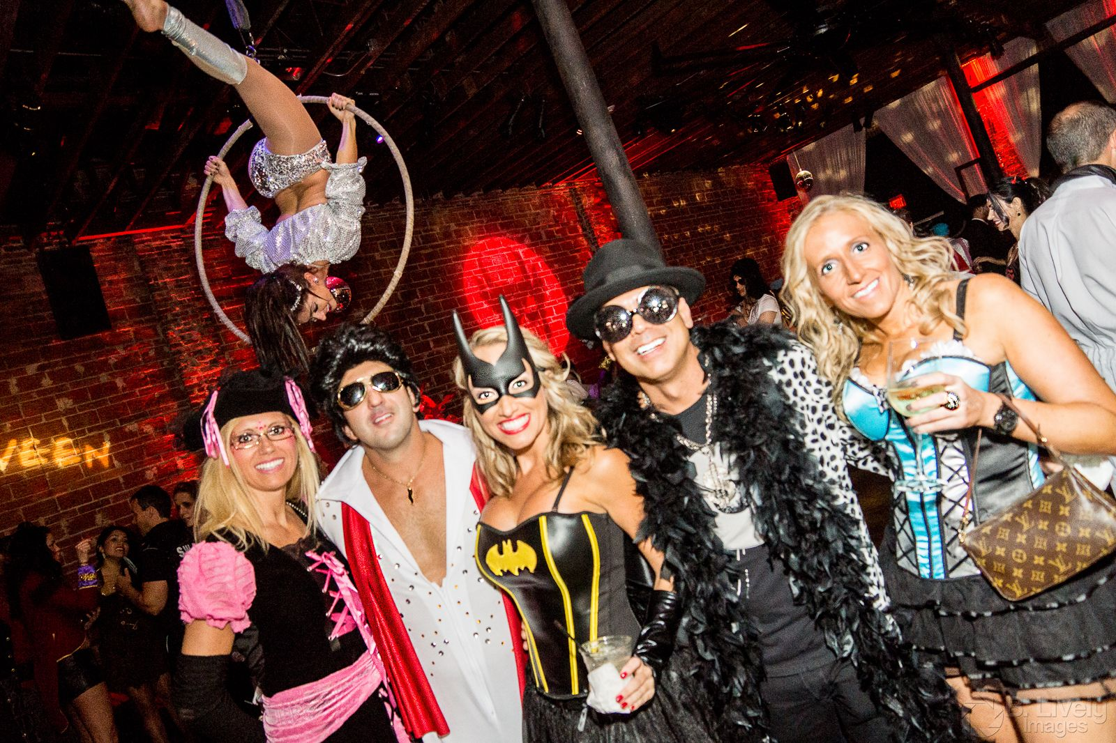 Unique Event Videos from downtown St. Pete Florida historic wedding and event venue NOVA 535 - novaween is st pete favorite halloween costume party