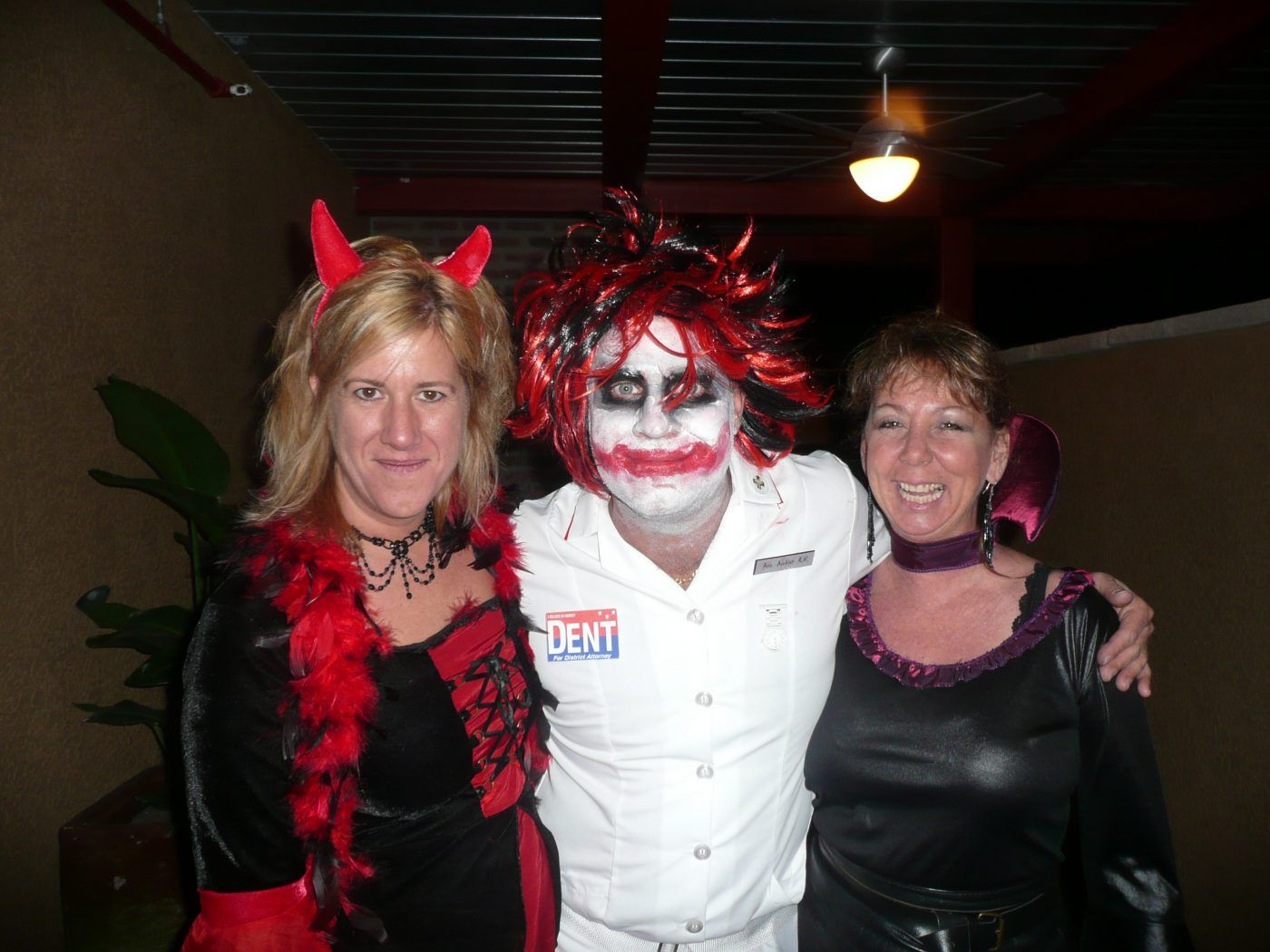 2008-10-31-novaween-2-julie-chris-and-gale