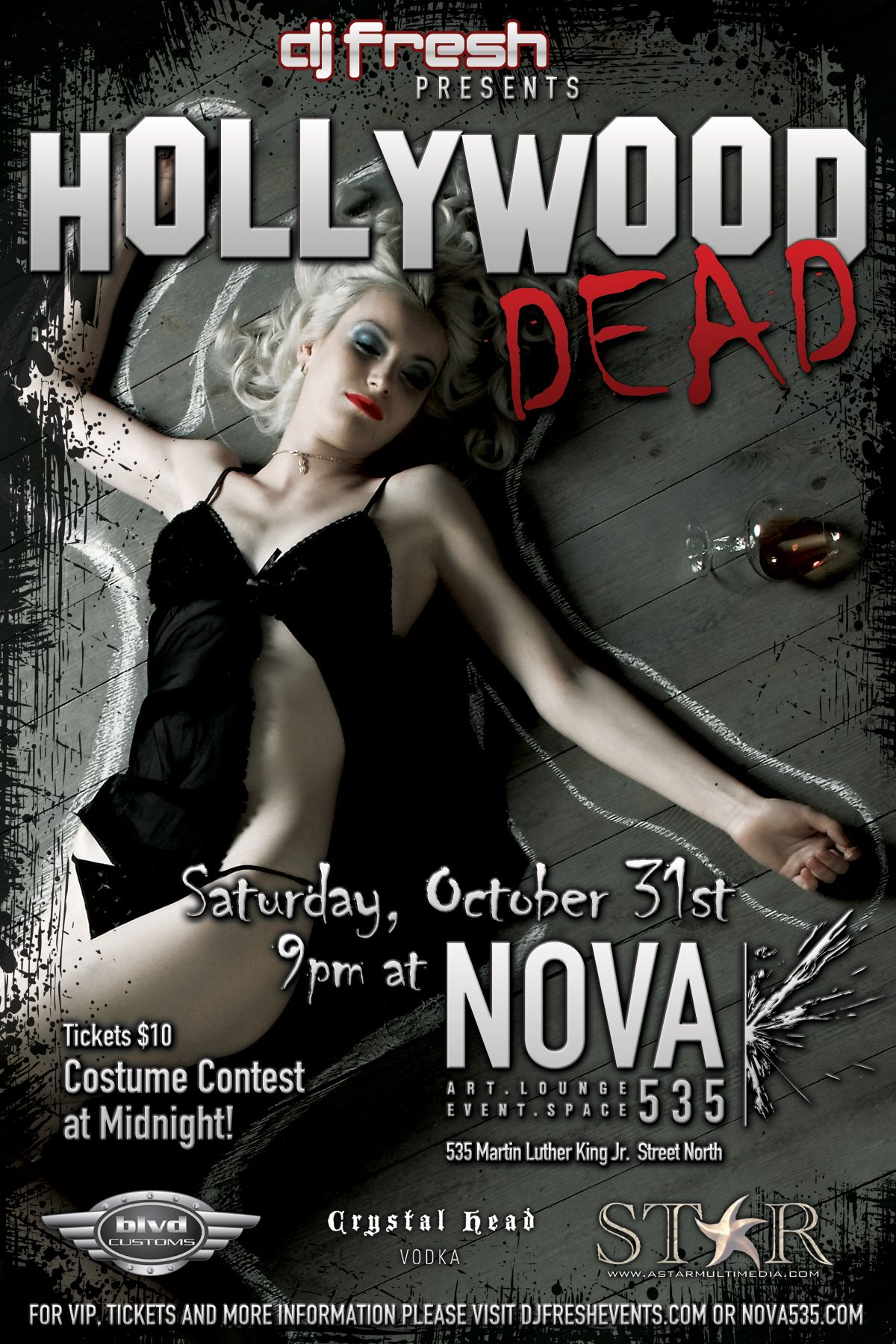 A Decade of Tricks and Treats in St. Pete Novaween 3