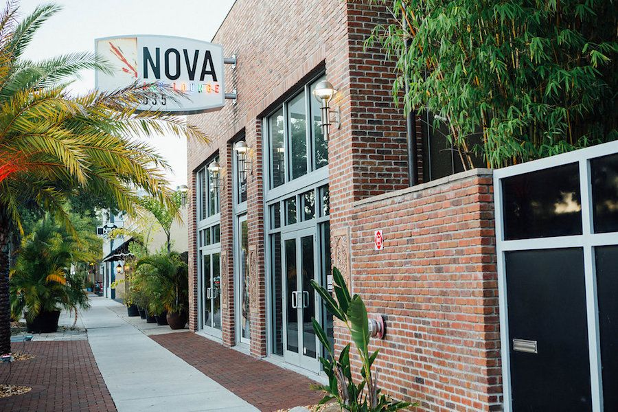 Downtown St Pete Wedding Ceremony and Reception Venue NOVA 535