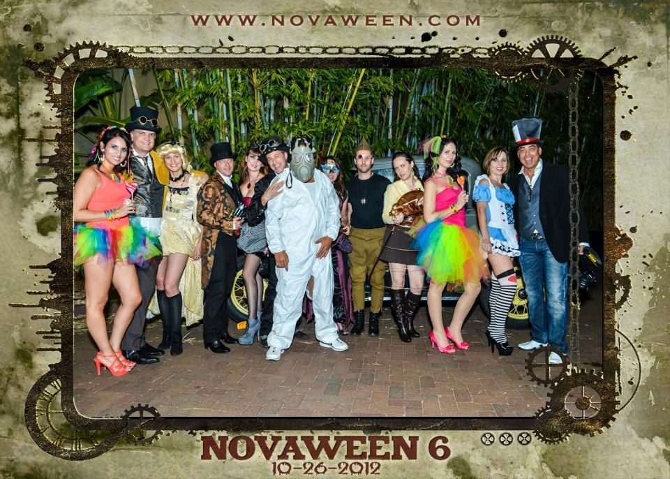 a decade of tricks and treats in downtown St. Pete Novaween 6