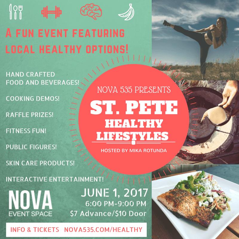 2017 06-01 St. Pete Healthy Lifestyles - social media