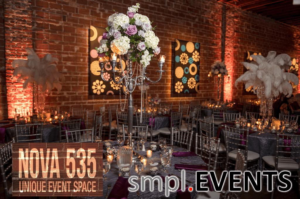 Smpl Events Bridal Show at NOVA 535 2017 05 07