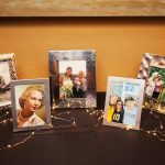Loved Ones Remembrance Table | Wedding Memorial Ideas