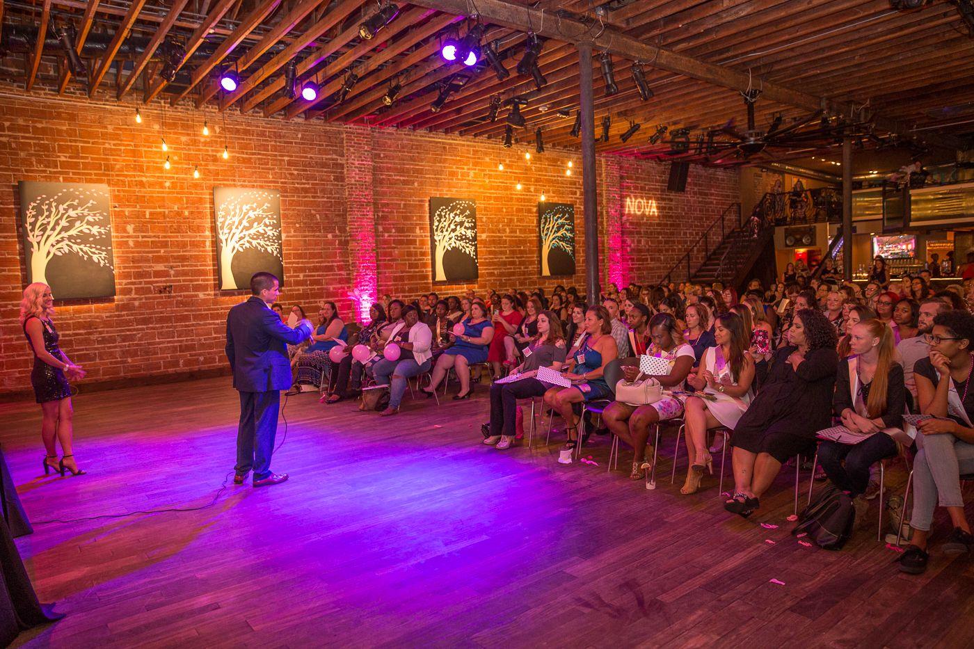 Mia's Pure Romance Returns with a Buzz to historic Downtown St. Pete venue NOVA 535