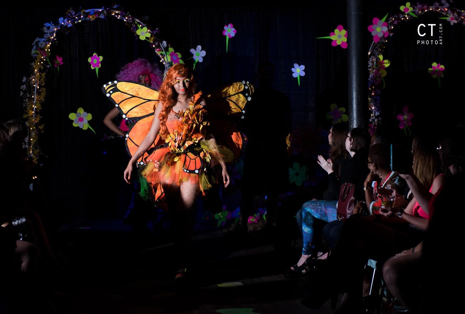 Luminescence Fashion Show at historic DTSP venue NOVA 535