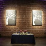 Bride and Groom Wedding Reception Table with Royal Blue and Gold Table Decor and Short Pink Flower Centerpieces | Unique Downtown St Petersburg Wedding Venue NOVA 535