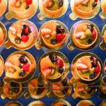 Fruit Tart Wedding Desserts