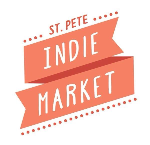 2018 St. Pete INDIE Market at historic downtown St. Pete venue NOVA 535 lolo