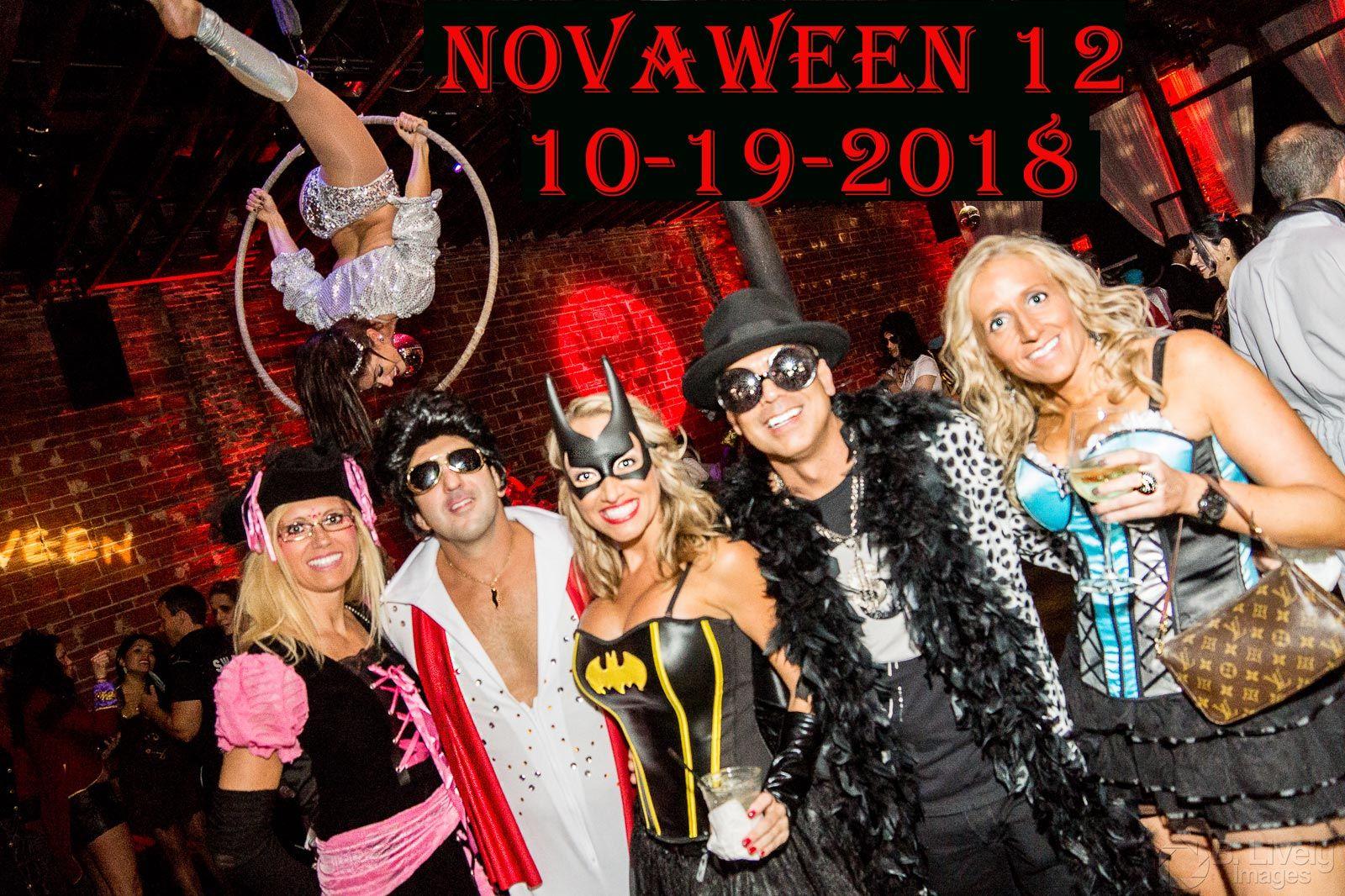 2018 10-19 Friday is Novaween 12 at Historic downtown St. Pete venue NOVA 535