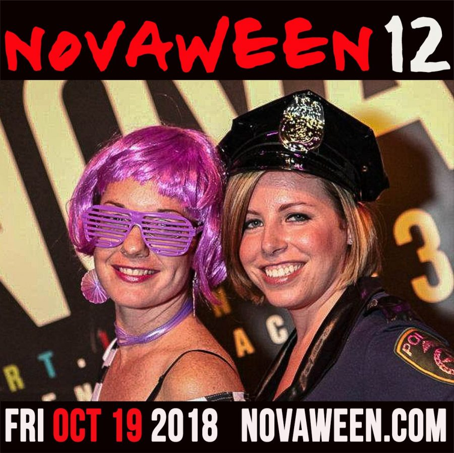 Friday Oct 19 2018 Novaween 12 Classic Photos at NOVA 535 - 10