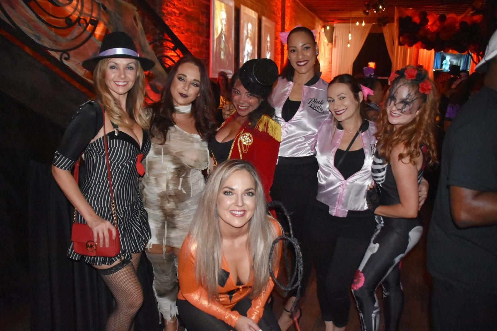 2018 11-19 NOVAWEEN 12 Official Photos by Ann Coffman - lovely ladies