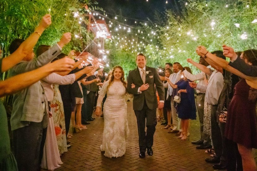 2021 04-10 Anna and Justin Wedding - Kristen Sloan Photo