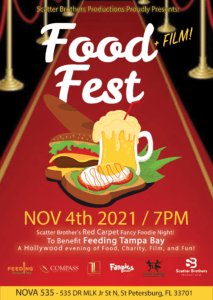 Scatter Brothers Food and Film Festival