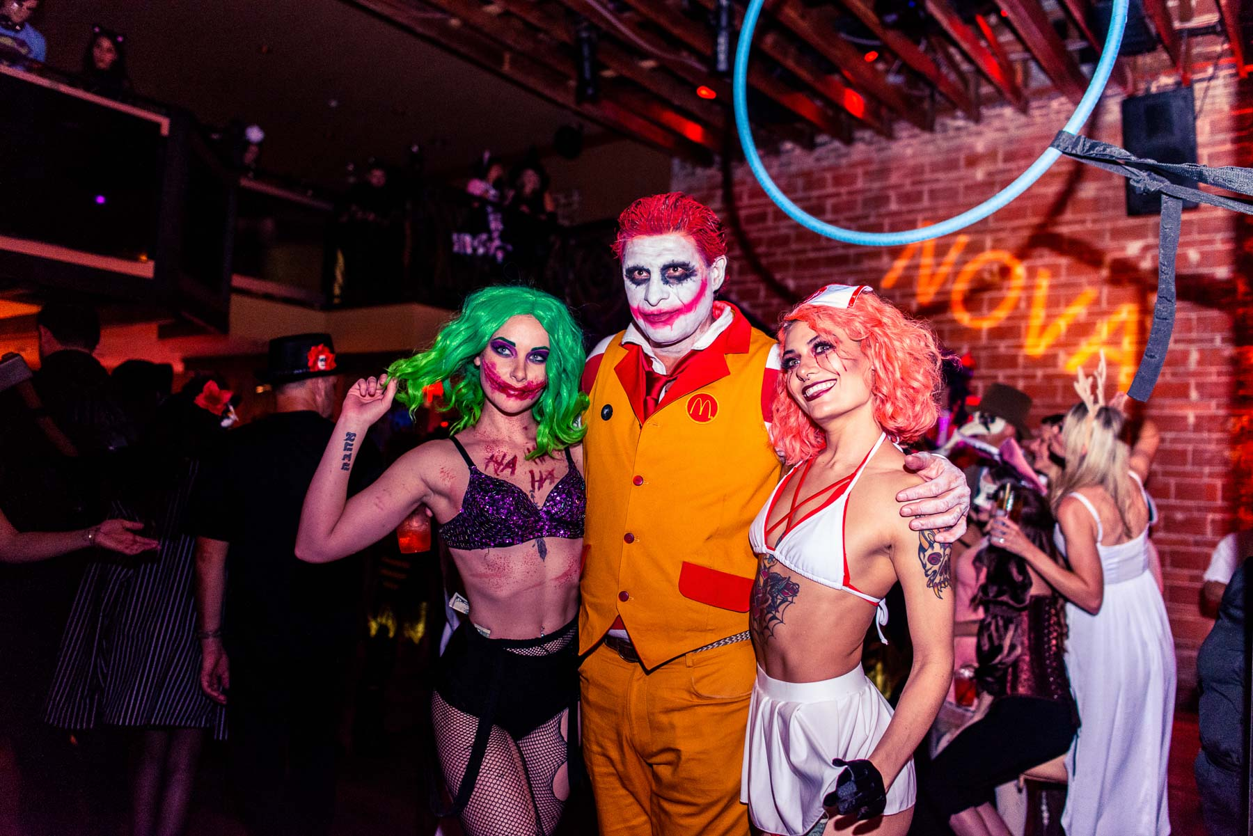 Novaween 13 Costumes and Contests on Halloween Night 10-31-2019 at Downtown St. Pete venue NOVA 535
