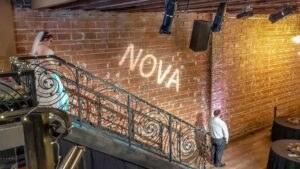 2020 02-22 Courtyard Wedding Sweet Themed Reception at NOVA 535