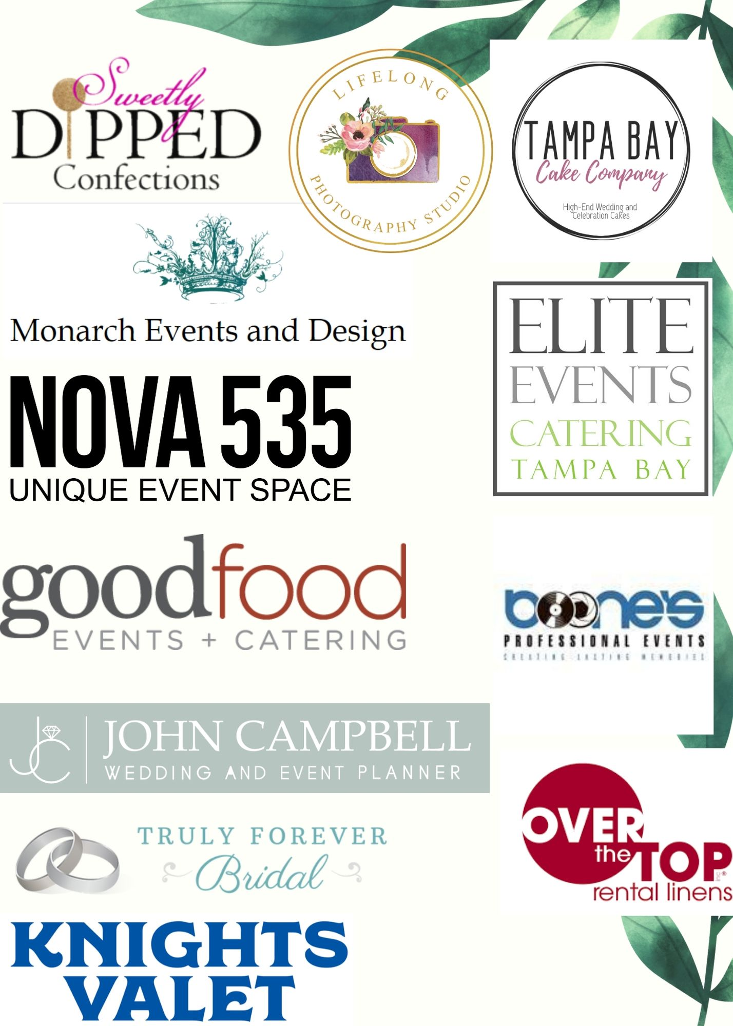 2020 03-12 ACE MMTB and NACE at venue NOVA 535 for 2020 Wedding Industry