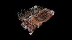 2020 Downtown St. Pete, Florida historic 5-star wedding venue NOVA 535 - dollhouse overview