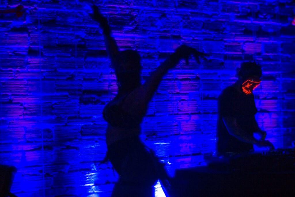 2020 10-31 Novaween 14 Quarantine Music and Dancing at historic downtown St. Pete venue NOVA 535